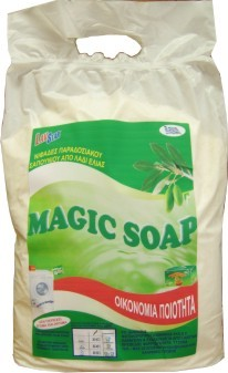 MAGIC SOAP